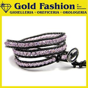 【送料無料】ブレスレット カフラップブレスレットbracciale avvolgente wrap bracelet gf18ot
