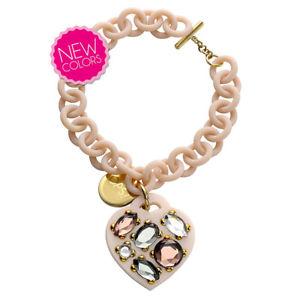 【送料無料】ブレスレット カフローザbracciale ops ops stone donna rosa opsbr175