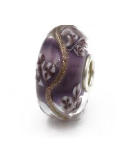 【送料無料】ブレスレット ガラスビードtrollbeads bead in vetro eterna primavera vine of dreams limited tglbe5 origina
