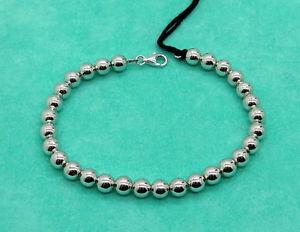 【送料無料】ブレスレット シルバーボールカフbracciale donna in argento 925 palline sfere lucide