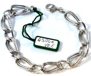 【送料無料】ブレスレット シルバーカフbracciale donna in argento 925
