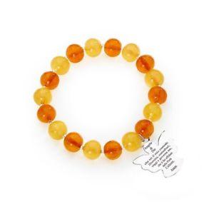 【送料無料】ブレスレット カフアーメンムラーノオレンジペンダントbracciale elastico amen ad8at con perle di murano aranciogialle ciondolo angelo