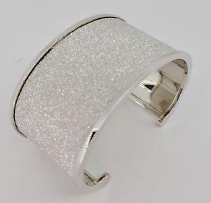 【送料無料】ブレスレット レベッカカフスレーブda89 rebecca bracciale schiava donna argento brillante confezione originale