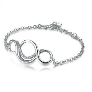 【送料無料】ブレスレット カフミニリボンbbn13 bracciale brosway mini ribbon donna bbn13 acciaio e zirconi