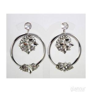 【送料無料】ブレスレット イヤリングペンダントorecchini pendenti azulea jewel art o593 argento