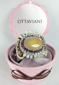 【送料無料】ブレスレット カフbracciale ottaviani bijoux mod 47423