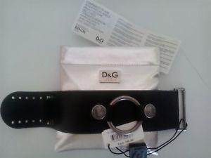 【送料無料】ブレスレット ブレスレットbracciale in cuoio damp;g jewels dj0295