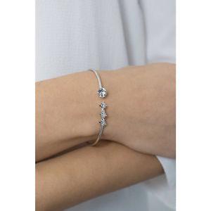 【送料無料】ブレスレット コレクションアフィニティシルバーnuova inserzionebracciale brosway donna collezione affinity argento ref g9af14a