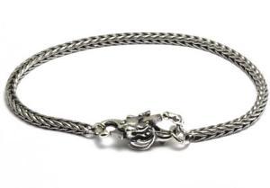 【送料無料】ブレスレット シルバードラゴンカフtrollbeads bracciale start in argento drago taglo00019 br
