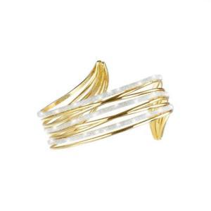 【送料無料】ブレスレット カフエトワールstroili bracciale etoile in ottone dorato e glitter 1621923