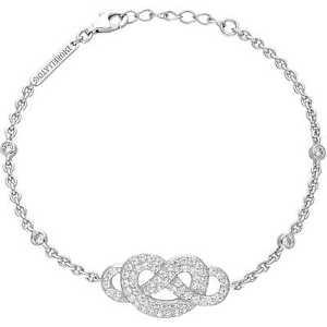【送料無料】ブレスレット カフシルバーmorellato nododamore bracciale  argento 925  sahn04
