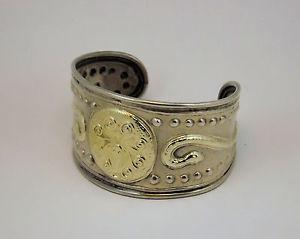 【送料無料】ブレスレット イタリアシルバーシルバーカフブレスレットスレーブブレスレットbracciale rigido alla schiava in argento 925 silver bracelet cuff made in italy