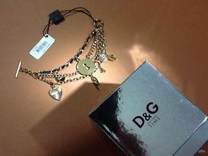 【送料無料】ブレスレット カフbracciale damp;g multiple dj0508