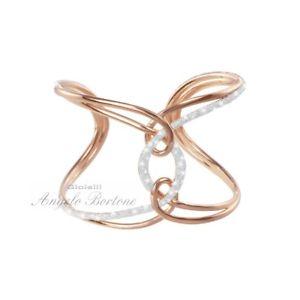 【送料無料】ブレスレット ブレスレットstroili bracciale couture cod 1624370
