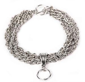 2x 925 Silber S/&M BDSM Ring der O Dom Master Sub Slave Innen Gravur incl 23165