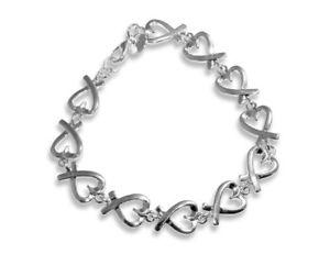 【送料無料】ブレスレット カフブレスレットチェーンスターリングenez bracciale braccialetto catena placcato in argento sterling b0j