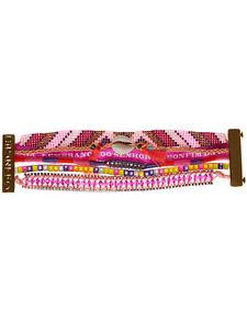 【送料無料】ブレスレット ブレスレットイパネマカラフルブレスレットhipanema bracelet fluo purple ipanema colorful braccialetto friendship amicizia