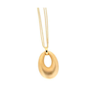 【送料無料】ブレスレット ネックレスブロンズネックレスcollana donna talia q1482_0006 zoppini bronzo dorato girocollo