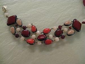 【送料無料】ブレスレット ブレスレットbracciale in legno rosso prezioso 16218 woro