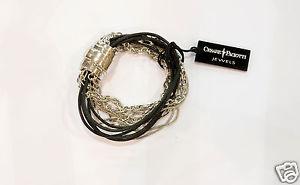 【送料無料】ブレスレット カフロープスチールコードブレスレットbracciale paciotti 4us acciaiocorda anallergico anallergic steelcord bracelet