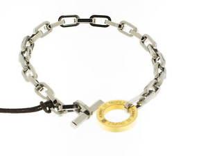 【送料無料】ブレスレット rebecca bracciale tropezienne acciaio e bronzo placcato oro ros bstbdd82