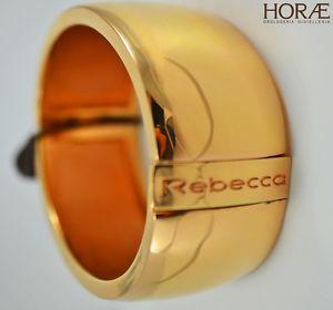 【送料無料】ブレスレット カフレベッカシャルムスレーブイエローゴールドブロンズゴールドブレスレットbracciale donna rebecca charme bcmbbr60 schiava oro giallo bronzo bracelet gold