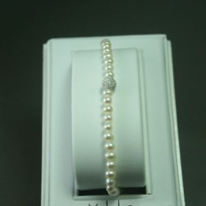 perle カフビーズbracciale  【送料無料】ブレスレット yukiko pbr893y