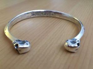 【送料無料】ブレスレット ブレスレットフェチスターリングシルバーbracelet soul fetish, sterling silver 925