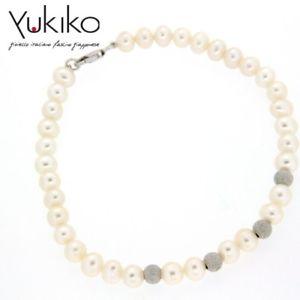 【送料無料】ブレスレット ファッションブレスレットmoda bracciale di perle yukiko  pbr895y