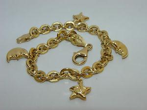 【送料無料】ブレスレット ブレスレットイエローゴールドbracciale oro giallo 18 kt 7501000