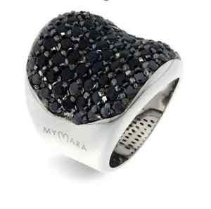 【送料無料】ブレスレット リングシルバーパッケージanello mymara scintille argento a1040bnzn confezione e graranzia