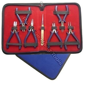 【送料無料】ブレスレット プレステージミニツールペンチビーズセットキットprestige mini pinze set perline kit di strumenti strumenti per la i9u