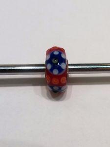 【送料無料】ブレスレット クリスマスtrollbeads original authentic limited edition edizione limitata natale rosso blu