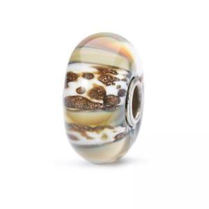 【送料無料】ブレスレット ガラスビーズtrollbeads original authentic bead in vetro attimi di luce tglbe10402