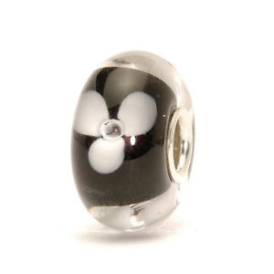 【送料無料】ブレスレット オリジナルtrollbeads original authentic fiore bianco white flower 61302 tglbe10232