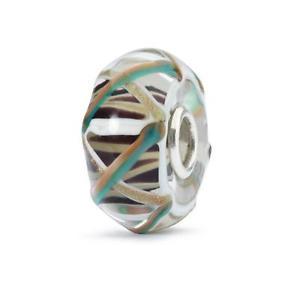 【送料無料】ブレスレット オリジナルビーズガラスアドベンチャーtrollbeads original authentic bead in vetro avventura tglbe10410