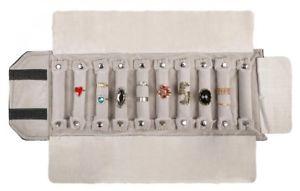 【送料無料】ブレスレット トラベルオーガナイザーノートブックwodison portatile dei monili dellorganizzatore di corsa della cassa d7d