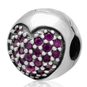 【送料無料】ブレスレット カラーsoulbead genuine 925sterling silver charm love of my life, colore e0c