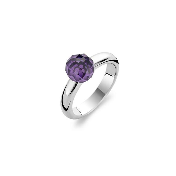 【送料無料】ブレスレット リングs0310549 anello donna ti sento 1591am 15,92 mm nuovo