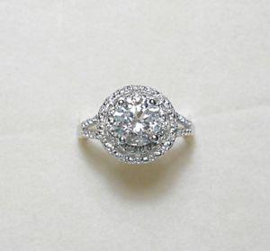 【送料無料】ブレスレット シルバーリングスワロフスキークリスタルカット925 st anello dargento, realizzato con 44 cristalli swarovski, taglia r