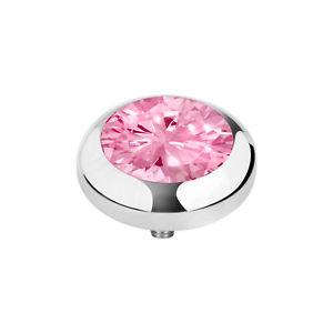 高速配送 【送料無料】ブレスレット melano vivido meddy ´ s m 01sr9012 ss blossom fucsia 7 mm rialzo per anello rosa, TISSE 1cbf85f2