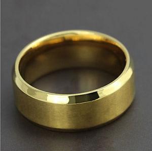 最新 【送料無料】ブレスレット チタンゴールドサイズリングuomo anello in titanio oro misura uk taglia z, プロ工具のJapan-Tool 4fe1e436