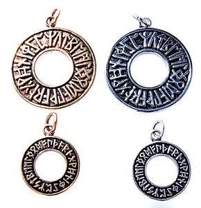 【送料無料】ブレスレット rune ruthark anello con rune runa bronzo acciaio inox argento 925 stagno diverse