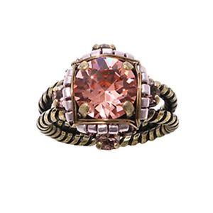 【送料無料】ブレスレット ビザンチンリングオレンジライラックkonplott anello bizantina arancionelilla antico