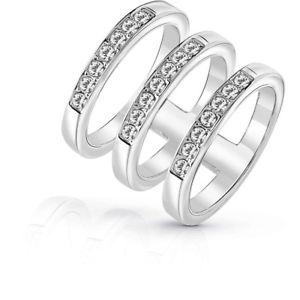 【送料無料】ブレスレット カラーリングguess g color anello donna ubr8403650