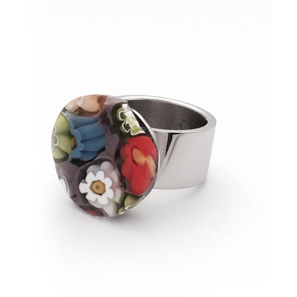 【送料無料】ブレスレット リングs0311437 anello donna watx amp; colors jwa1722t16 17,8 mm nuovo