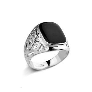 【送料無料】ブレスレット マンリングシールリングカレッジリングktエナメルuomo anello, anello con sigillo, anello college, ktsmaltato hr0082