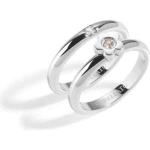 【送料無料】ブレスレット リングリングサイズanello donna morellato love rings sna34014 misura 14