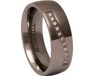 【送料無料】ブレスレット チタンリングリングun anello titanio fede fidanzamento fedi nuziali con incisione gratuita t12d
