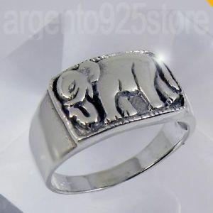 【送料無料】ブレスレット ラッキーエレファントシュバリエリングマンanello uomo in argento 925 elefante portafortuna chevalier ad
